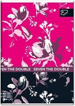 Quaderno Maxi A4 The Double Spring DT Girl 100 gr Quadretti grandi 5 mm