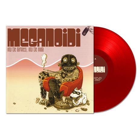 Into the Darkness, Into the Moda (Red Coloured Vinyl - Limited Edition) - Vinile LP di Meganoidi - 2