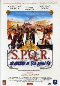 S.P.Q.R. 2000 e 1/2 anni fa di Carlo Vanzina - DVD