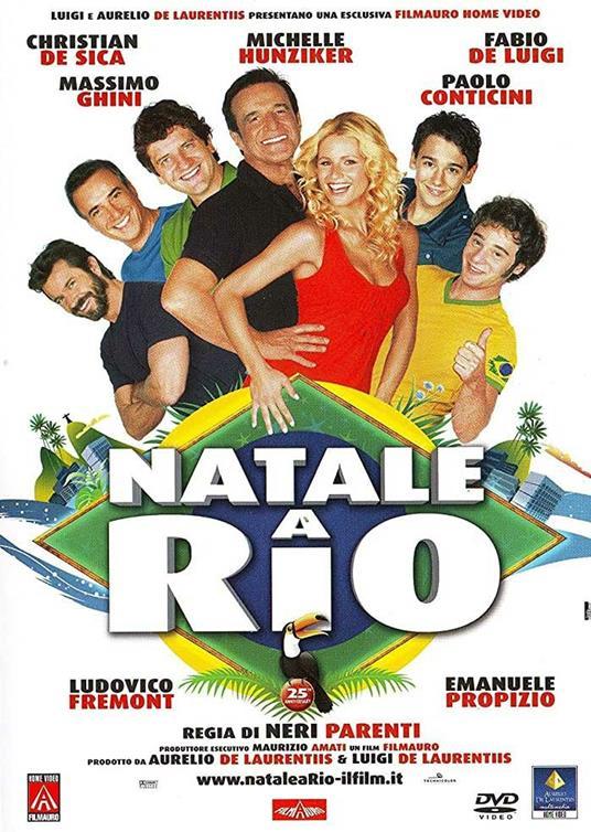 Natale a Rio (DVD) di Neri Parenti - DVD