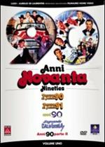 Anni Novanta. Ninties. Vol. 1 (5 DVD)