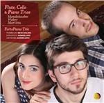 Trii per flauto, violoncello e pianoforte - CD Audio di FortePiano Trio