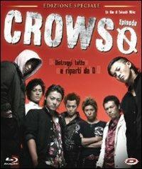Crows Zero<span>.</span> Special Edition di Takashi Miike - Blu-ray