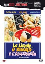 La Liceale, ll Diavolo E l'Acquasanta (DVD)