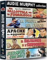 Audie Murphy Collection. Digipack (5 DVD)