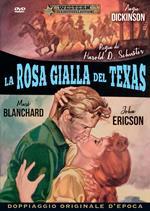 La rosa gialla del Texas (DVD)