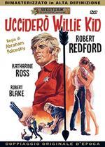 Ucciderò Willie Kid (DVD)