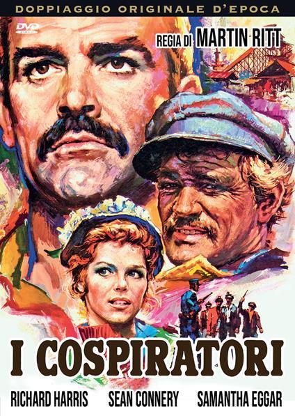 I cospiratori (DVD) di Martin Ritt - DVD