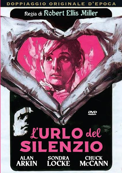 L' urlo del silenzio (DVD) di Robert Ellis Miller - DVD