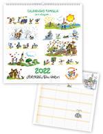 Calendario Akena 2022, Formiche Famiglia