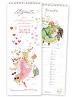 Calendario Akena 2022, a spirale, Le Stordite