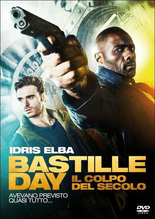 Bastille Day. Il colpo del secolo di James Watkins - DVD