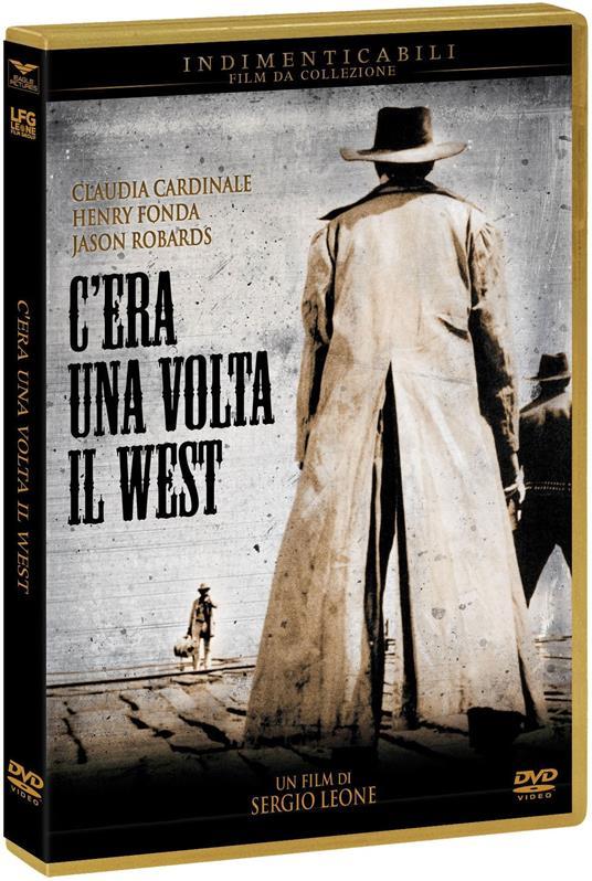 C'era una volta il West (DVD) di Sergio Leone - DVD