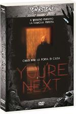 You're Next. Special Edition. Con card tarocco da collezione (DVD)
