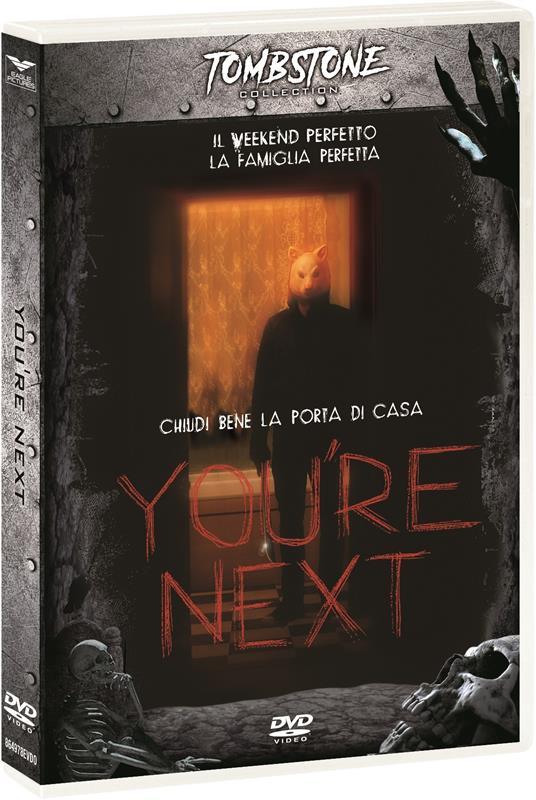 You're Next. Special Edition. Con card tarocco da collezione (DVD) di Adam Wingard - DVD