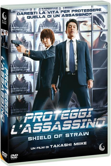 Shield of Straw. Proteggi l'assassino (DVD) di Takashi Miike - DVD