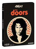 The Doors. 4Kult. Con Card numerata (Blu-ray + Blu-ray Ultra HD 4K)