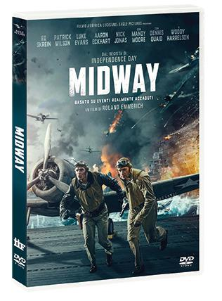 Midway (DVD) di Roland Emmerich - DVD