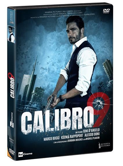 Calibro 9 (DVD) di Toni D'Angelo - DVD
