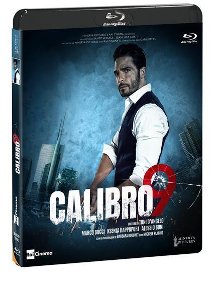 Calibro 9 (Blu-ray) di Toni D'Angelo - Blu-ray