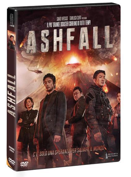 Ashfall. The Final Countdown (DVD) di Byung-seo Kim,Hae-jun Lee - DVD