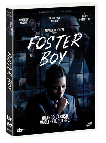 Foster Boy (DVD) di Youssef Delara - DVD