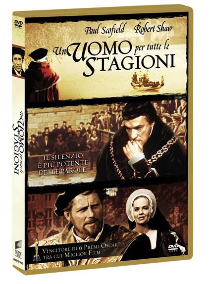 Un uomo per tutte le stagioni (DVD) di Fred Zinnemann - DVD