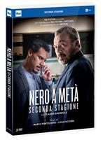 Nero a metà. Stagione 2. Serie TV ita (3 DVD)