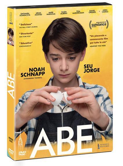 Abe (DVD) di Fernando Grostein Andrade - DVD