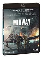 Midway (Blu-ray + Blu-ray Ultra HD 4K)
