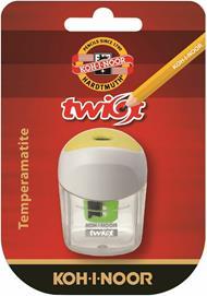 Temperamatite Twist Koh-I-Noor con serbatoio a 1 foro