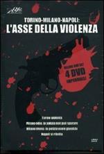 Torino - Milano - Napoli: l'asse della violenza