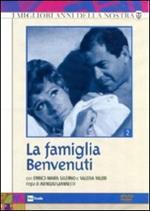La famiglia Benvenuti. Stagione 2 (3 DVD)