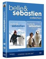 Belle & Sebastien 1 & 2 (2 Blu-ray)