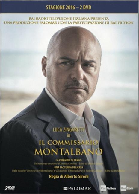 Il commissario Montalbano. Stagione 2016 (2 DVD) di Alberto Sironi - DVD