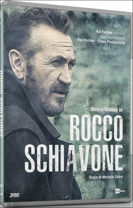 Rocco Schiavone (3 DVD) di Michele Soavi - DVD