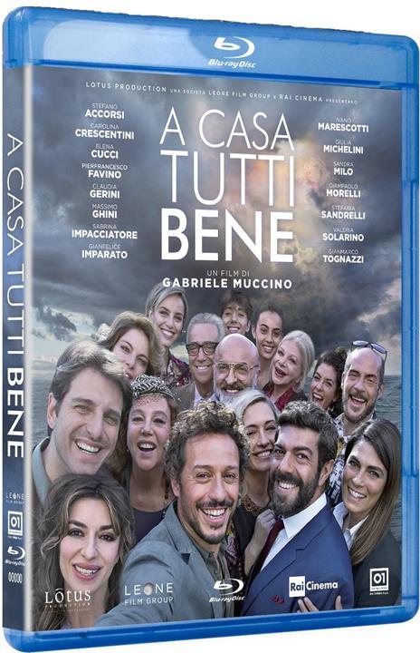 A casa tutti bene (Blu-ray) di Gabriele Muccino - Blu-ray