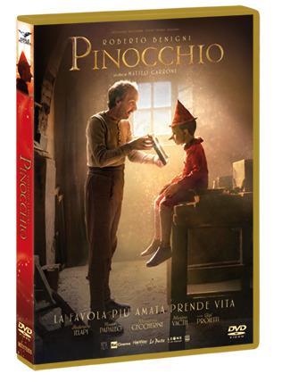 Pinocchio (DVD) di Matteo Garrone - DVD