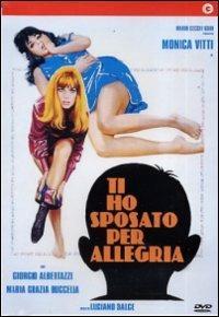 Ti ho sposato per allegria di Luciano Salce - DVD