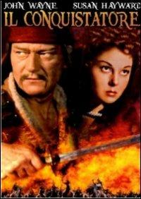 Il conquistatore di Dick Powell - DVD