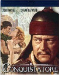 Il conquistatore di Dick Powell - Blu-ray