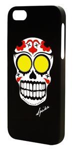 Custodia Spike Hard Case Skull Black iPhone5