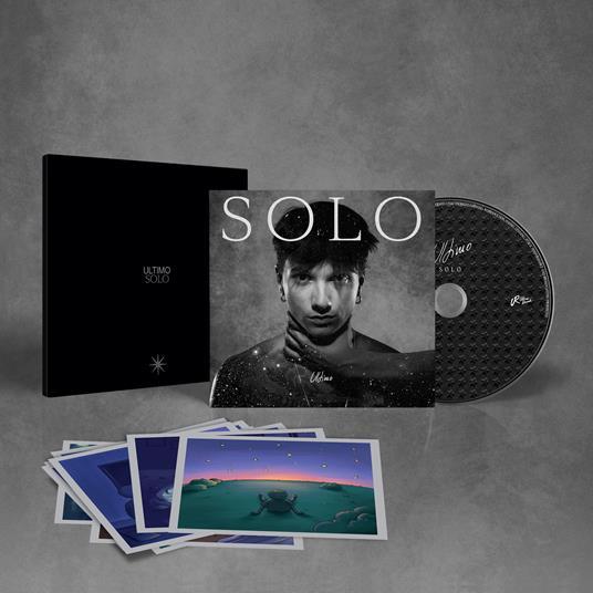 Solo (CD Box Set Deluxe Edition) - CD Audio di Ultimo