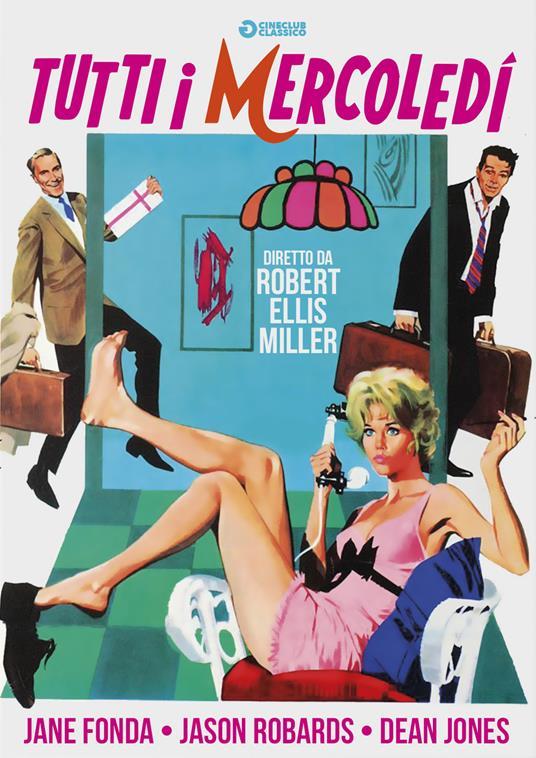 Tutti i mercoledì (DVD) di Robert Ellis Miller - DVD