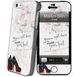 Hard Case + Skin Marilyn iPhone4