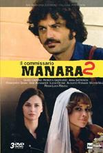 Il Commissario Manara Stagione 2 (3 DVD)