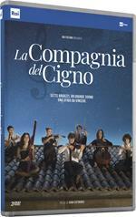 La compagnia del cigno. Serie TV ita (3 DVD)