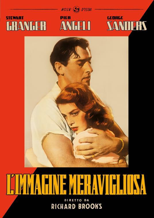L' immagine meravigliosa (DVD) di Richard Brooks - DVD