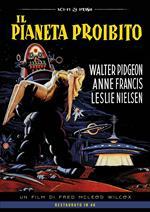 Il pianeta proibito. Restaurato in 4K (DVD)
