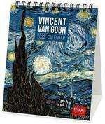 Calendario da tavolo Legami 2022 Vincent Van Gogh - 12x14,5 cm